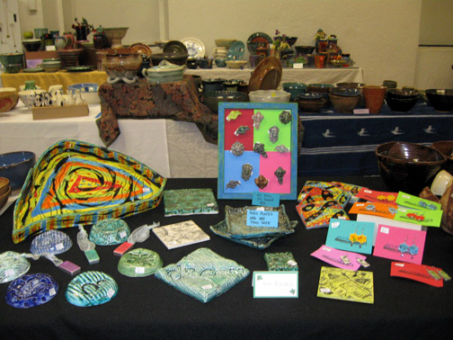 Pottery Sale at the West Side Y